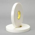 3M™ Scotch-Mount™ 9536W Двусторонняя клейкая лента, белая, 1,1мм х 1мм х 66м