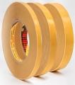 3М™ 9084 Двусторонняя клейкая лента, 0,1мм х 6мм х 50м
